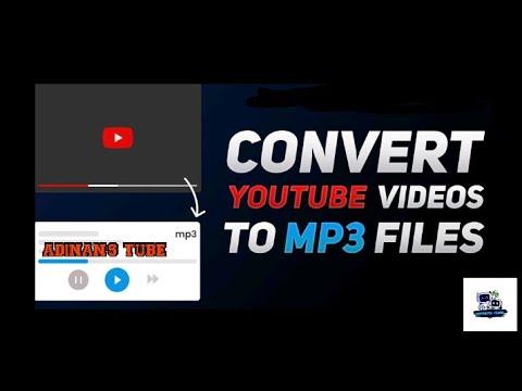   youtube to mp3 converter    simple  105%sure   😍🤩😍ADINAN'S TUBE  
