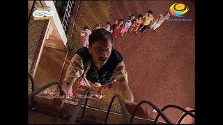 Popatlal Climbs Ladder! | Taarak Mehta Ka Ooltah Chashmah | TMKOC Comedy | तारक मेहता का उल्टा चश्मा