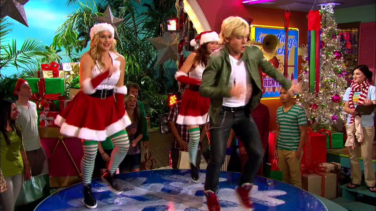 Christmas Soul - Music Video - Austin & Jessie & Ally All Star New ...