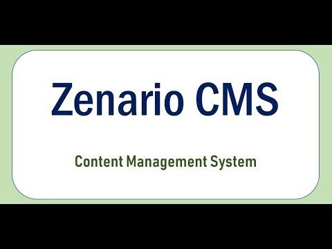 How to install #zenario centos 7