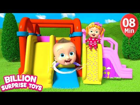 Surprise Egg Song | BST Nursery Rhyme & Kids Songs