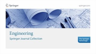 Engineering – Springer Journal Collection