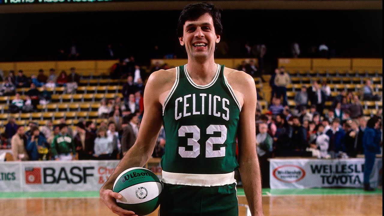 Kevin McHale The Tornado