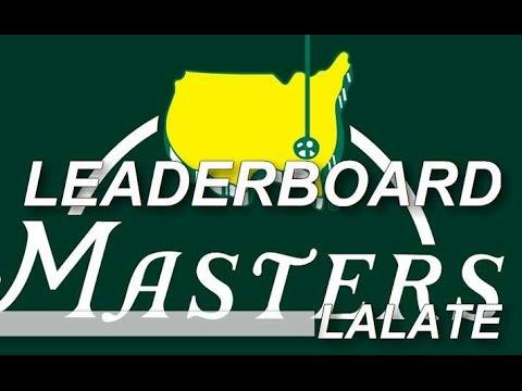 PGA Leaderboard 2015: Masters Leaderboard Dominated by Jordan Spieth
