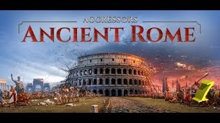 Aggressors: Ancient Rome – A First Look