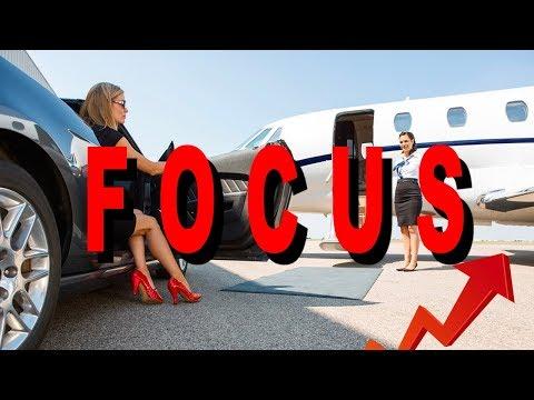 The Key To Massive Success: FOCUS