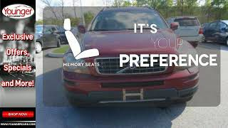 Used 2008 Volvo XC90 Frederick MD Hagerstown, WV #R2662601 - SOLD