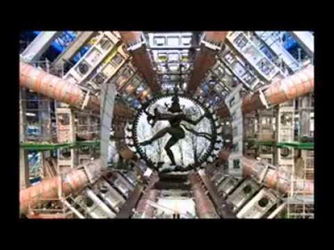 CERN has Chidambaram Natarajar Statue in Europe