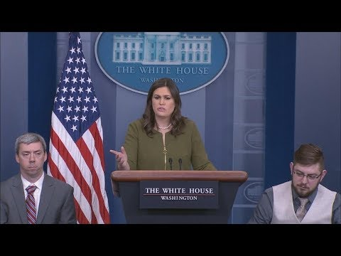 3/5/18: White House Press Briefing