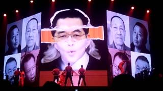 Nobody Knows Me (interlude) - MDNA Tour (Houston, Texas)