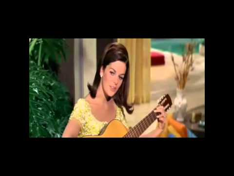 EL GUATEQUE .  BLAKE EDWARDS 1958 - Claudine Longet, Nothing to loose