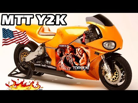 The Helicopter Engined Bike coming ? MTT  Y2K to MTT 420RR