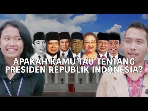 Seberapa Tau Kamu Tentang Presiden Republik Indonesia?