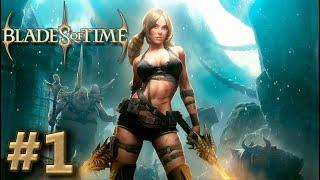 Blades of Time (PC) walkthrough part 1