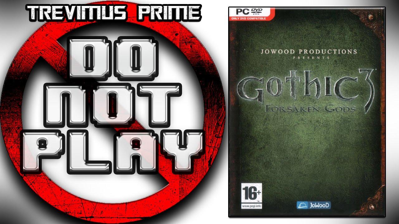 gothic 3 pc controls