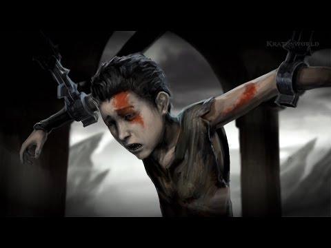 God of War: Ghost of Sparta - Extras (galeria, videos, desafios y trajes) [1080p 60fps]