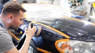 видео Полировка автомобилей