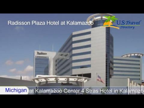 Radisson Plaza Hotel at Kalamazoo Center 4 Stars Hotel in Kalamazoo ,Michigan