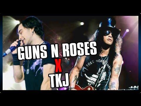 "GUNS N ROSES x THE KIRA JUSTICE: ""Metamorfose"""