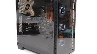 cowcot tv prsentation boitier corsair crystal 460x rgb