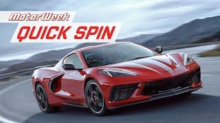 2020 Mid-Engine Chevrolet Corvette   MotorWeek Quick Spin