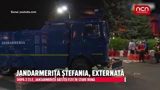 Jandarmerita Stefania, externata
