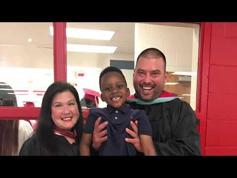 Camden Fairview high school graduation 2017
