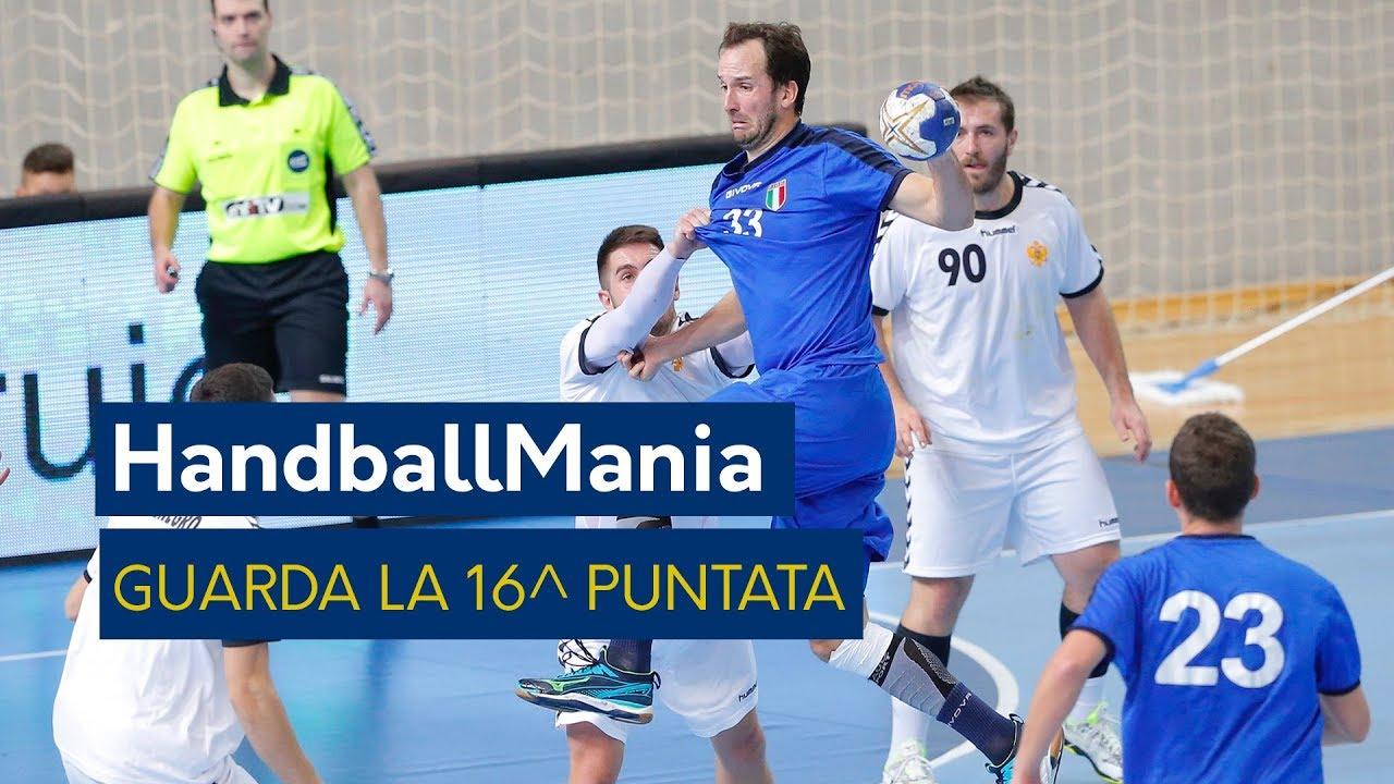HandballMania - 16^ puntata [17 gennaio]
