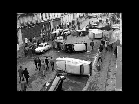 1968 Student Riots: A spectators' version