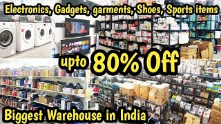 Electronic items Warehouse upto 80% off on Camera mobile accessories oven LED  TV Juicer Computer