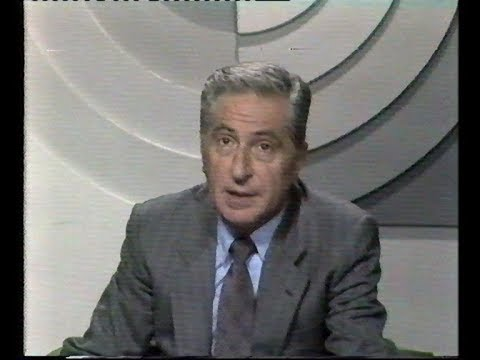 """1982  Tele Milano / Canale 5 -  News """"VIDEO 5""""  (26 ottobre)"""