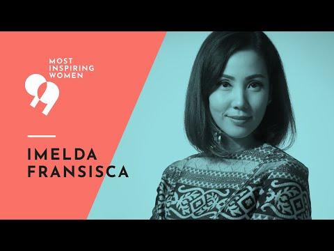 Imelda Fransisca  |  Globe Asia's 99 Most Inspiring Women