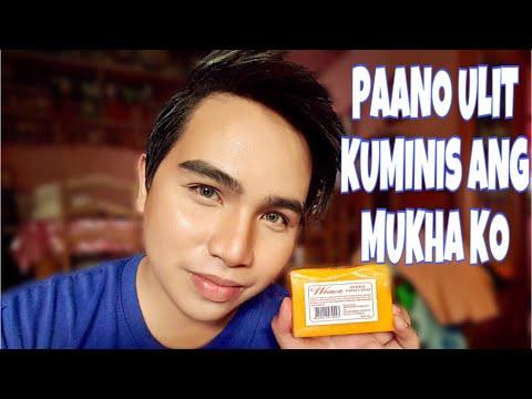 PAANO BUMALIK ANG KINIS NG FACE KO | WOMEN HERBAL PAPAYA SOAP | Edrian Sasutil