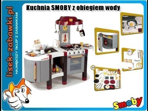 küche smoby tefal excellence spielzeug für kinder - youtube - Smoby Küche Tefal