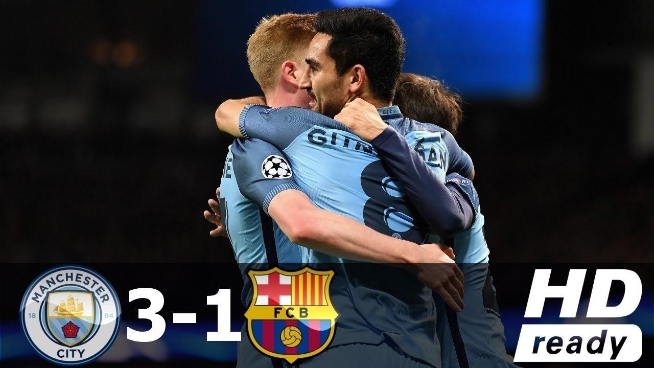Man City Barcelona