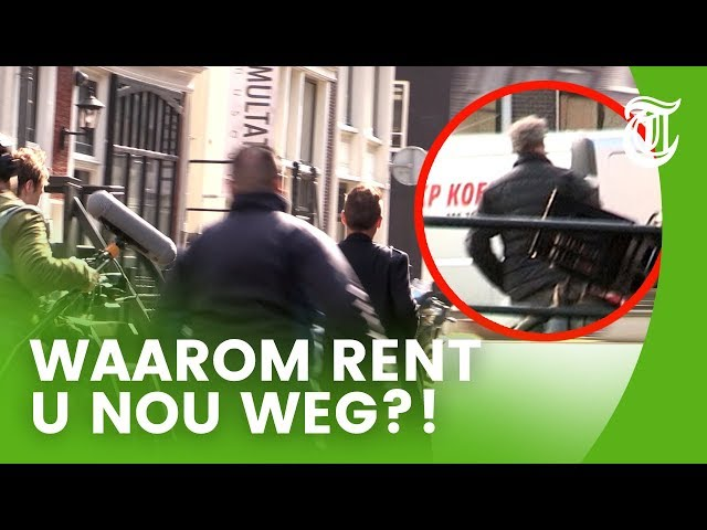 Cameraploeg achtervolgt asociale huurbaas - HELSE HUURDERS & HUISBAZEN #01