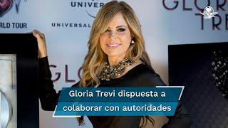 La cantante celebró con sus fans 17 años de libertad, tras estar encarcelada en Brasil en 1999 acusada de secuestro y corrupción de menores junto con su exmánager, Sergio Andrade