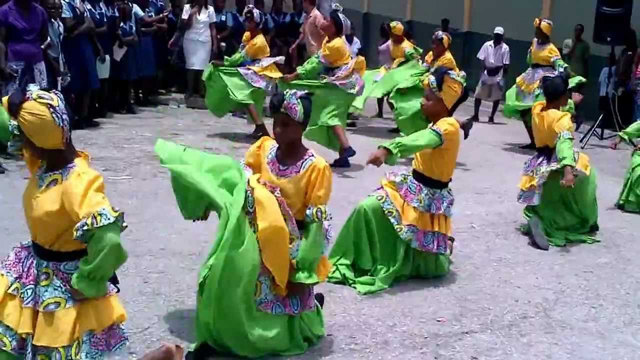 traditional dances from the caribbean Cuban music history the caribbean island of cuba has been influential in the development of multiple european dances and folk musics included.