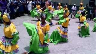 Kuminaration - William Knibb Memorial High Dance Troupe