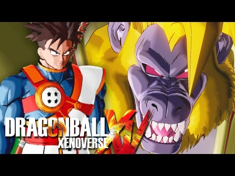 Dragon Ball Xenoverse DLC Pack 1 Gameplay Xbox One – Great A