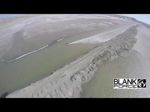 LUDERITZ 2017 CANAL - Seb Cattelan : Aerial view