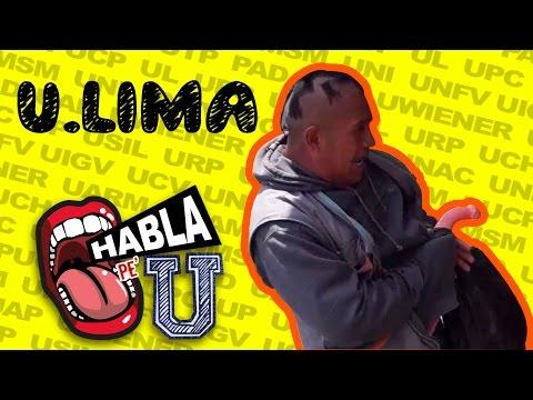 Universidad de  Lima - Habla pe U