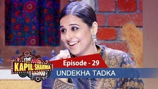 Undekha Tadka - Vidya Balan \u0026 Arjun Rampal | Ep 29 | The Kapil Sharma Show | Sony LIV