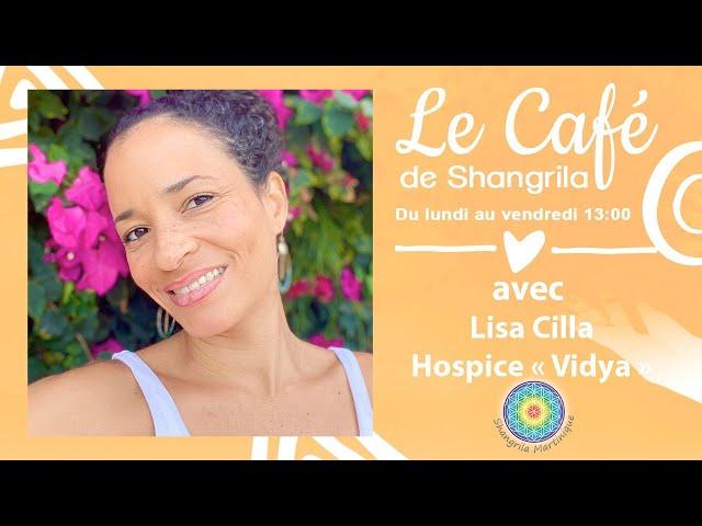 yoga life avec Lisa Cilla Hospice « Vidya »