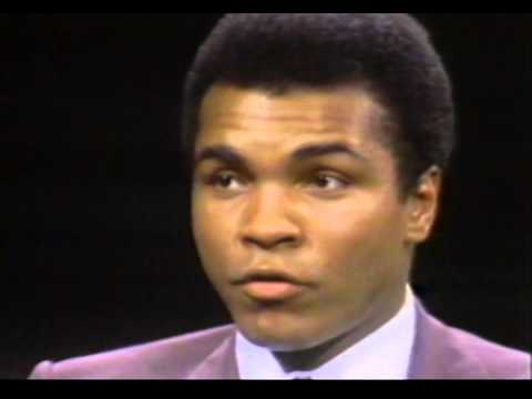 Day at Night: Muhammad Ali, legendary boxing champion