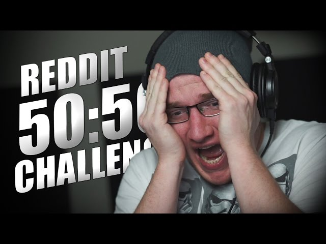 I DIDN'T NEED TO SEE THAT!! - Reddit 50/50 Challenge