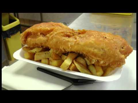 Historic Chip Shop Closes Its Doors For The Last Time - Manchester Headline News