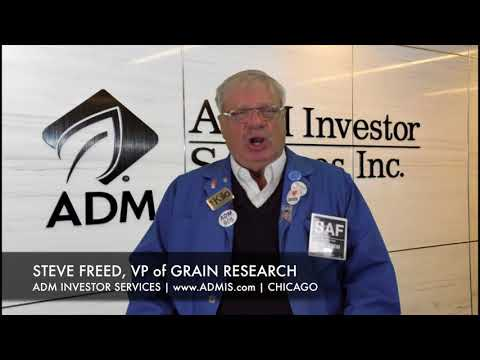 Sept 7 ADMIS Today TV feat Steve Freed Ag Futures Outlook