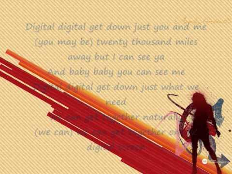 N*sync~ Digital Get Down