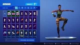 FORTNITE TAUSCHE MY 1300 € OG ACCOUNT